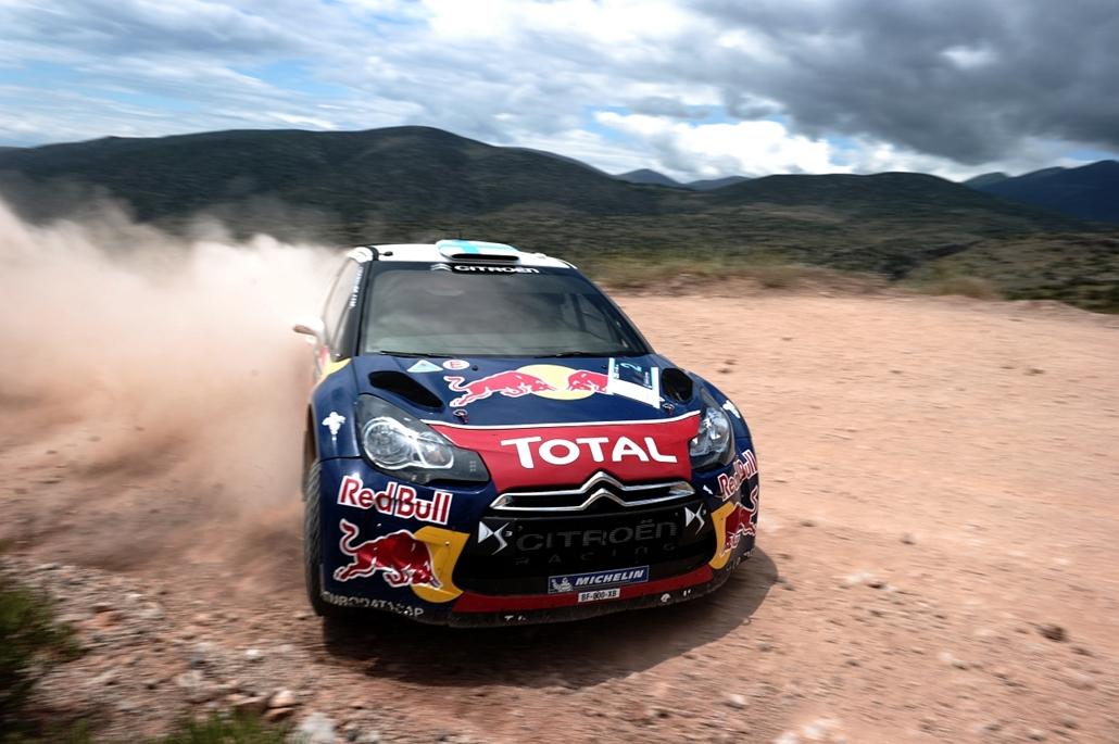 2012. május 25. - Görögország: Mikko Hirvonen és navigátora, Jarmo Lehtinen menete a WRC Acropolis rallyn. - évsportképei