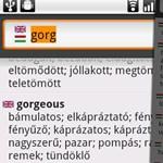 A hét Android alkalmazása: Angol szótár