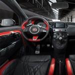 Ez a különleges Fiat 500-as drágább, mint egy Porsche Cayman