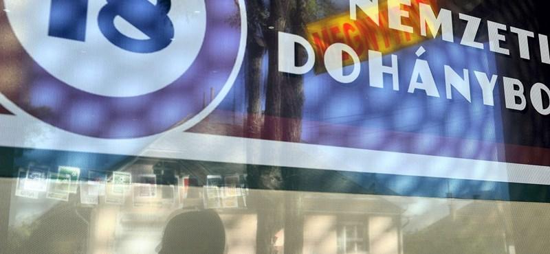 Este 10 után is adnak el alkoholt a Nemzeti Dohányboltokban