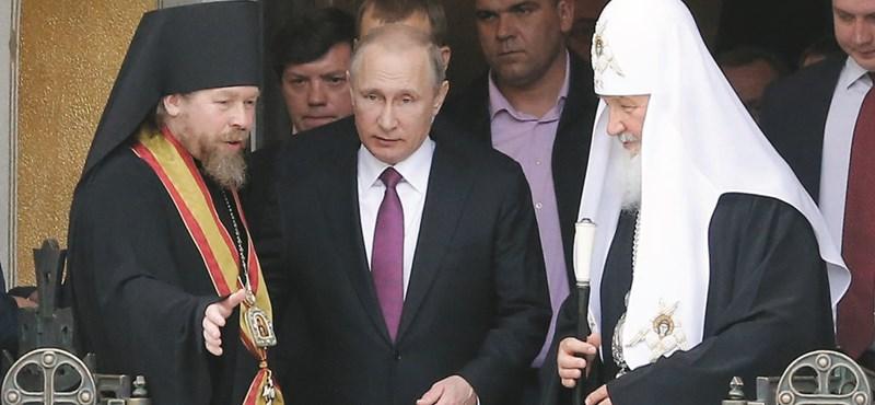 Putyin Raszputyinja – Okkultista szeánszokra járó főpapnak vallja meg bűneit az orosz elnök