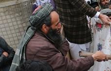 Tíz afgán gyereket ölt meg egy elhibázott amerikai légicsapás