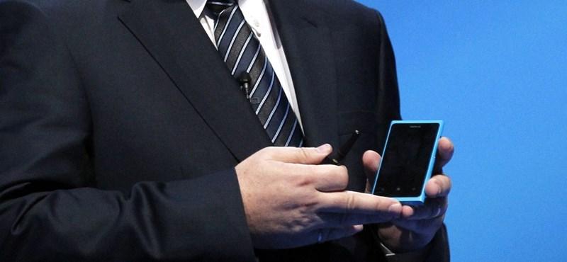 Veszteséges volt a Nokia idei első negyedéve