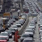 Hatalmas káosz a horvát autópályákon