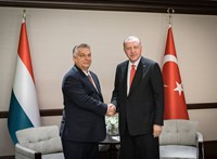 Erdogan megköszönte Orbánnak a nemzetközi kiállást mellettük