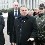 Magyar Narancs: Orbánt levegőnek nézték Litvániában