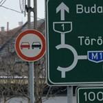 Morcos minisztériumi válasszal folytatódott a budaörsi útdíjlázadás