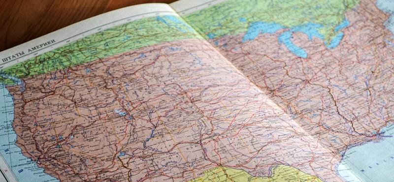 Földrajzi teszt péntek estére: szívesen lapozhatjátok az atlaszt?