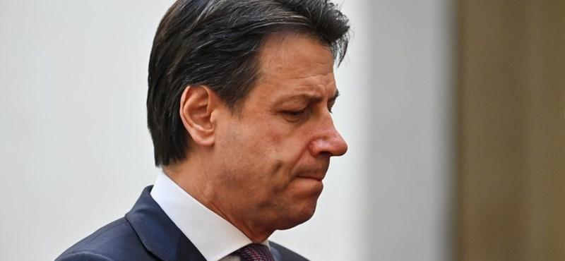 Az olasz miniszterelnök bemutatta az ország újraindulásának forgatókönyvét