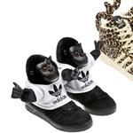 Jeremy Scott radikális Adidas Originals cipődizájnjai 2012-re