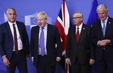 Elfogadták az EU-tagországok vezetői a Brexitről szóló új megállapodást