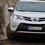 Toyota RAV4-bemutató: a nagyobb az jobb?