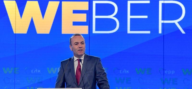 A németek is azzal támadják Webert, hogy elriasztja Orbánt