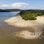 Kevés a víz a Dunában