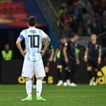 """Argentin–horvát-meccs: """"a katasztrófa krónikája"""""""