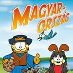 Magyar betyárt csináltak Garfieldből - fotó