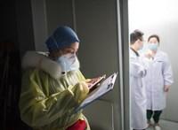 Jelentősen csökkent az új koronavírusos megbetegedések száma