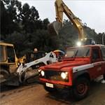 Özönvízszerű esőzés Szicíliában, halottak, sebesültek