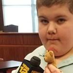Felhívta a New York-i rendőrséget az autista kisfiú, hogy elveszítette a plüssmedvéjét, a rendőrök segítettek megkeresni