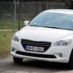 Peugeot 301-teszt: kicsipénzért nagyautót