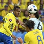 EURO 2016, 13. nap: Svédország - Belgium 0-1 ÉLŐ