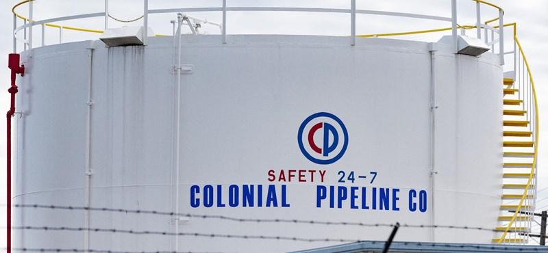 Oleoducto colonial: se pagó un rescate de $ 4,4 millones a los piratas