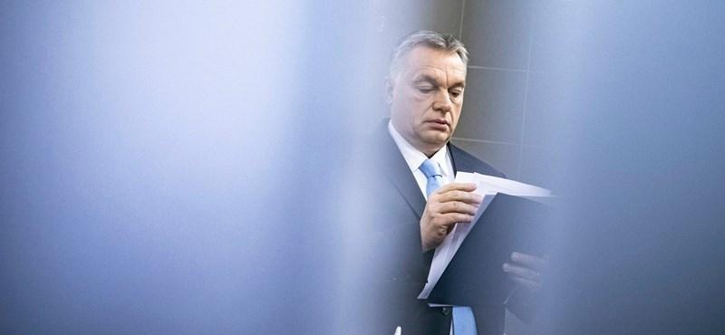 """""""Orbán pária lett Európában"""""""
