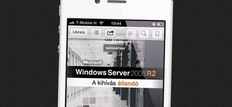 Windows Server-szakkönyvet tölthetünk le ingyen a Microsofttól!