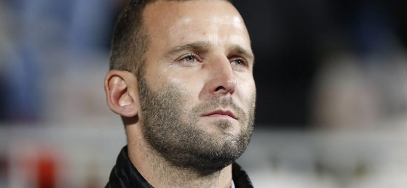 A luxemburgi bukta után üvöltött a játékosokkal Szélesi