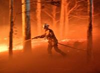 Meghalt három tűzoltó az ausztrál tűzvész oltása közben