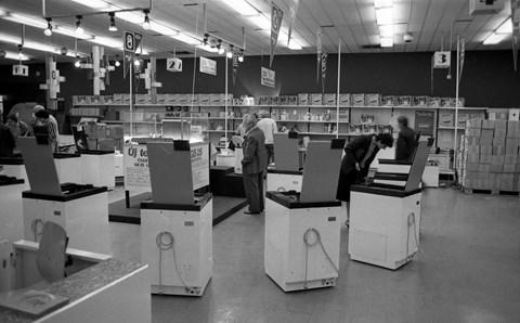 Így vásároltunk a 80-as években