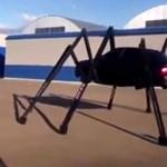 Ladából 8 lábú pókautó: az oroszok sosem okoznak csalódást