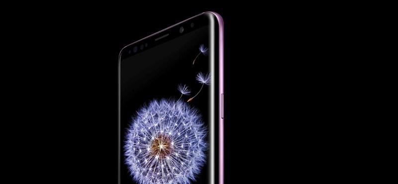 Már keringenek a pletykák: ilyen lehet a Samsung Galaxy S10