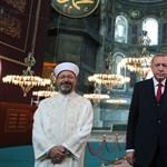 Pénteken már nagymecsetként nyílik meg a Hagia Sophia
