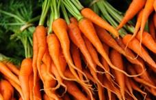 Sokkal olcsóbb lett a sárgarépa és a petrezselyem