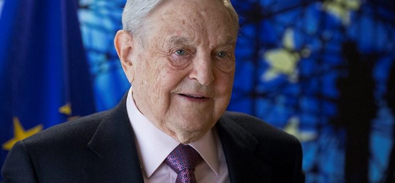 Soros György attól tart, hogy a liberális demokrácia vesztésre áll