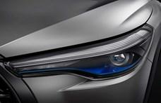 Hibrid szabadidő-autóként itt a vadonatúj Toyota Corolla Cross