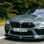 720 lóerős lett a 4 ajtós BMW M8