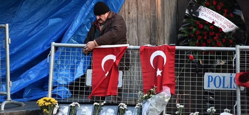 1368 év börtönt kapott az isztambuli merénylet elkövetője