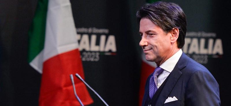 Zöld jelzést kapott, kormányt alakíthat az ismeretlen olasz jogászprofesszor