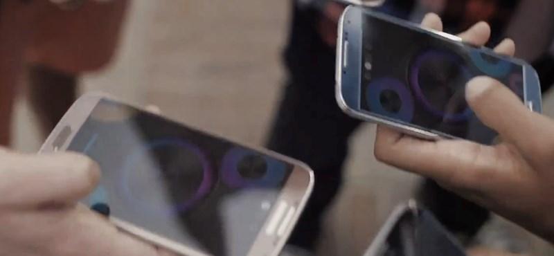 Két új színben is jön a Samsung Galaxy S4