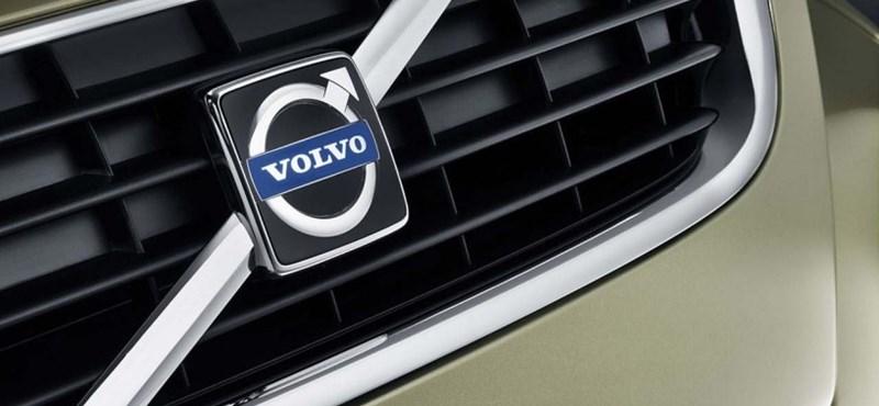 Magyarországon több mint 8500 autót hív vissza a Volvo
