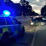 Csattanásig vette éjszakai ámokfutását BMW M3-asával egy stockholmi autós