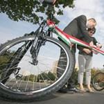 Kerékpárút épül Bordány és Szeged között