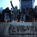 Több ezer egyetemista tüntetett Londonban a tandíj ellen