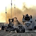 Hivatalos: két új filmmel még több Mad Max-kocsi jön