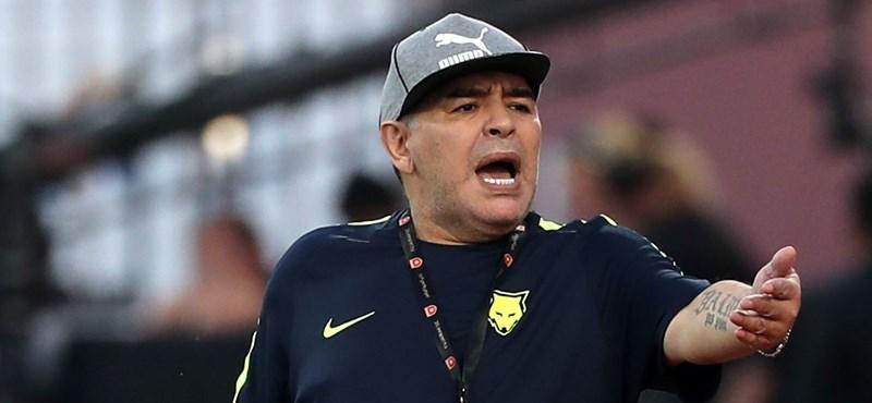 Maradona sötét jövőt jósol az argentinoknak