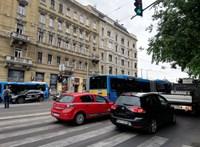 Megugrott az autóforgalom Budapesten, de nem minden kerületben