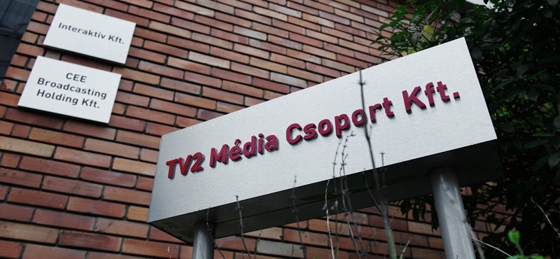Menekül a stáb a TV2 Tényektől
