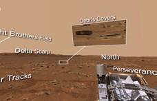Nézzen rá: 360 fokos videót készített a NASA a Marsról, a hangokat is hallani